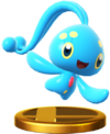 Manaphy 2 Trophäe.png